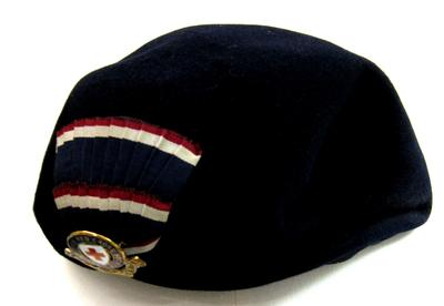 navy beret; Uniforms/beret; 2865/10(1)