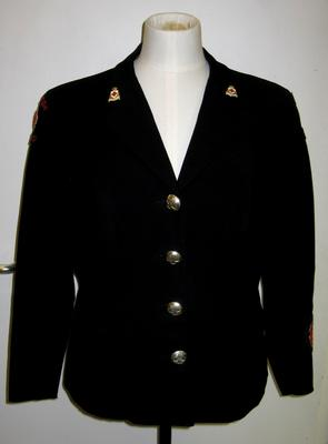 navy jacket; Uniforms/jacket; 2865/10(2)