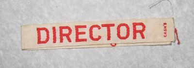 cloth flash: Director