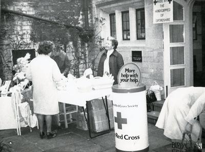 Photographs of the Sale of Goods made by Disabled Persons, c.1970s; RCB/2/12/5/36