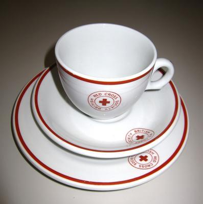 British Red Cross Society cup