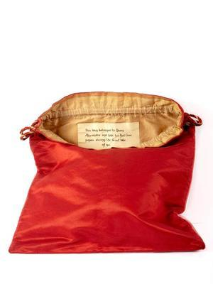 Queen Alexandra's Red Cross bag