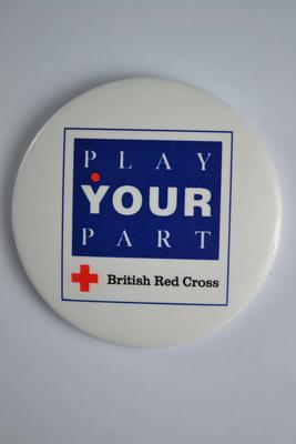 "badge, ""Play Your Part"" Gala"
