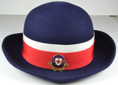 British Red Cross uniform hat