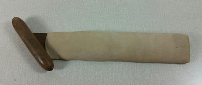 Padded arm splint