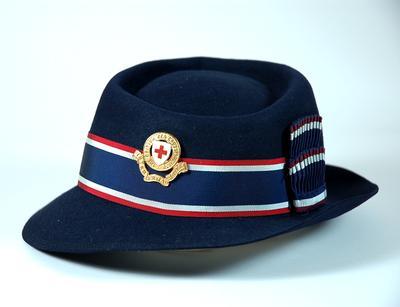 "Ladies ""Porkpie"" hat."
