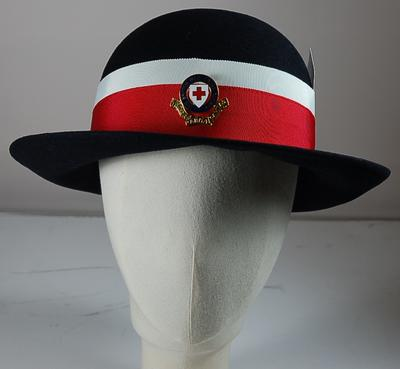 Ladies Bowler Hat
