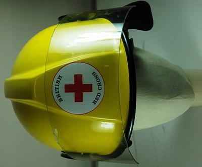 Fire and Emergency Support helmet