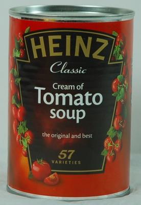 Heinz tomato soup; H. J. Heinz Co. Ltd; Relief Work/food relief; 3130/1