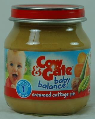 Baby food; Cow & Gate; Relief Work/food relief; 3130/2