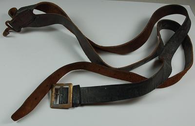 Holster belt; Uniforms/belt; 3160/10