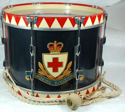 tenor drum and drum stick