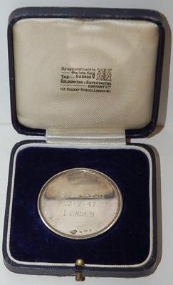 Stanley Shield medal