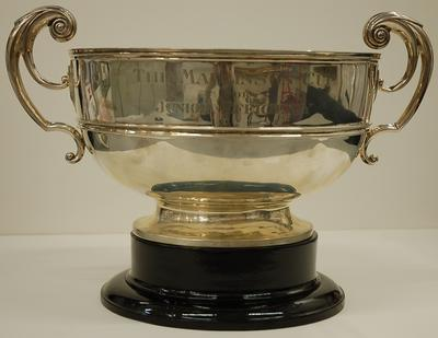 The Mallinson Cup for Junior Efficiency