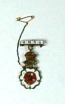Queen Mary's Needlework Guild badge