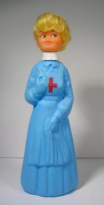 VAD nurse doll
