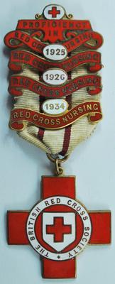 Proficiency in Red Cross Nursing