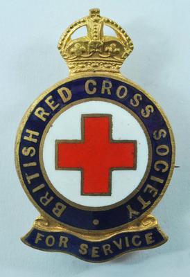 Members Service badge