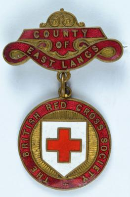 County badge: East Lancs