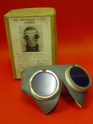 Pair of Broadsight ARP goggles.