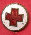 American Red Cross Service pin [foreign]