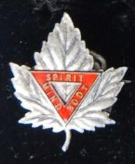 Maple Leaf badge