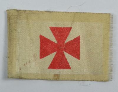 Collecting Day flag: Red [Maltese type] Cross