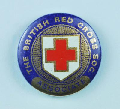 The British Red Cross Society Associate badge