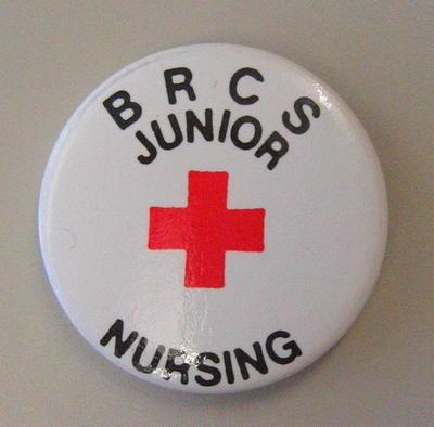 Junior Qualification button badges: BRCS Junior Nursing