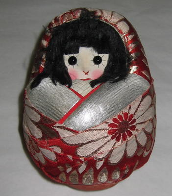 Japanese cloth doll