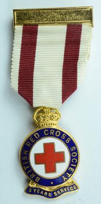 3 Year Service badge