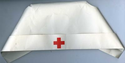 disposable paper cap