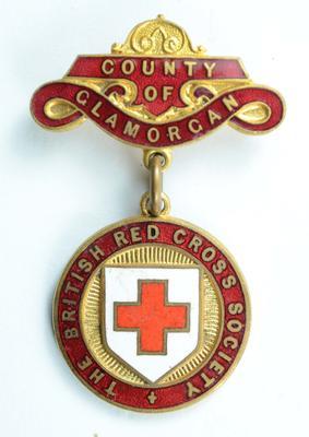 County badge: Glamorgan