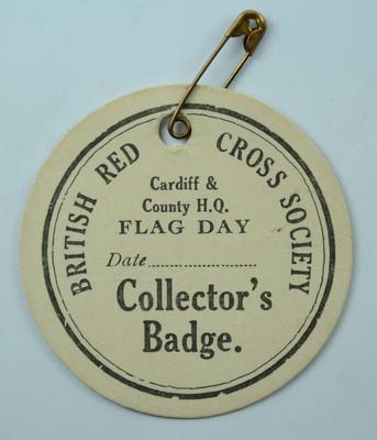 Collector's badge