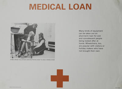 Service poster - 'Medical Loan'
