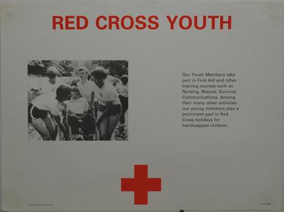 Poster - 'Red Cross Youth'