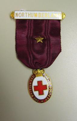 Divisional President badge