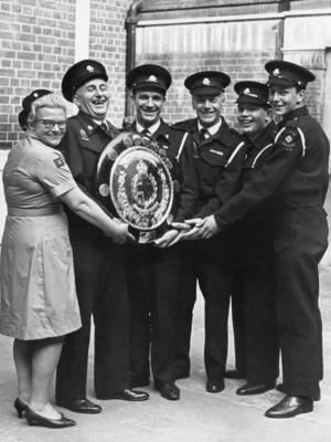 Somerset/120, Winners of the Stanley Shield, 1969