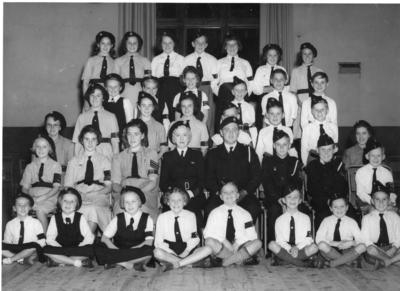 Group Photographs of Cadets
