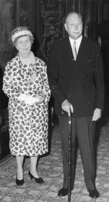 Visit of the Duke of Gloucester and Lady Wraxall; RCB/2/9/5/46
