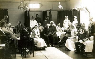 Photograph of Netley hospital; 0324/29