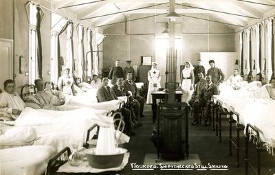 Photograph of Netley hospital; 0324/39