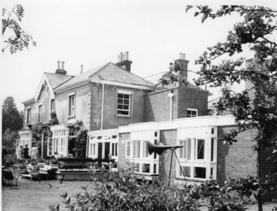 Photographs taken at Andrew Duncan House; RCB/2/12/5/34