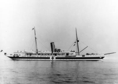 Hospital ship Liberty