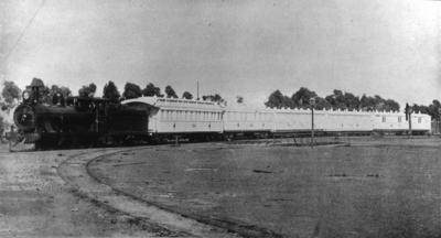 The Princess Christian Hospital Train during the Boer War