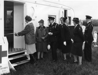 Somerset Branch Mobile Exhibition; RCB/2/9/5/40