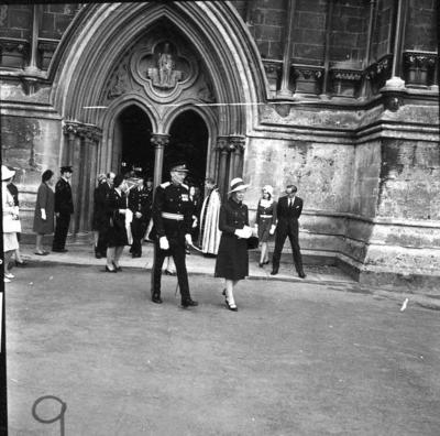 Duchess of Kent in Wells; RCB/2/9/5/55