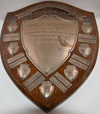 Competition shield: The Stanley Shield
