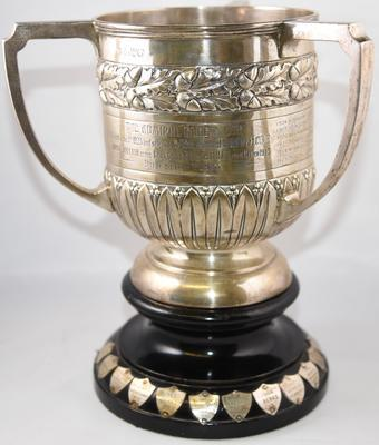 Competition cup: The Admiral Fleet Cup