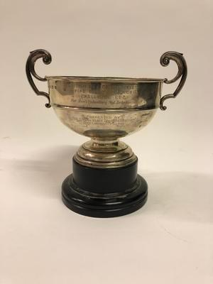 British Red Cross Society Fife County Branch Challenge Cup for Men's Voluntary Aid Deatchments